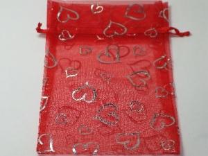 heart gift bag