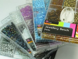 seed bead and bugle kit
