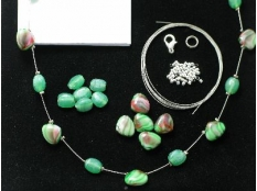Floating necklace kit