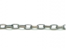 5mm plated iron charm chain