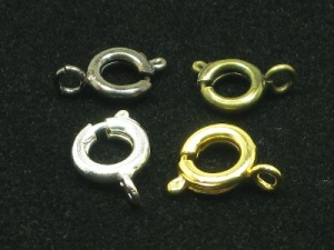 Bolt ring clasp