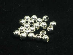 4mm spacer beads
