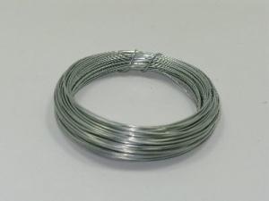 0.6mm galvanised steel wire