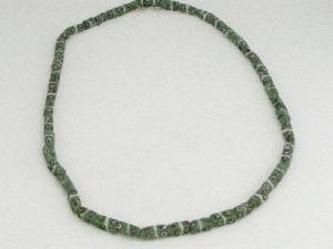 Rectangle Glass Eye Bead