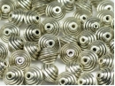 acrylic grooved bi-cone