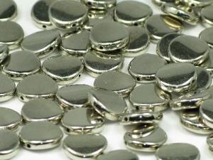 acrylic wavy coin
