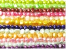 7-8mm coloured pearls