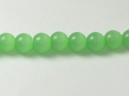opaque mint green