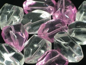 faceted nugget 25mmx18mm