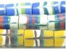 tube herringbone pattern strand