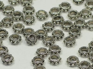 metal rondelle