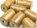 Coco wood barrel