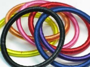 Thin rounded bangle