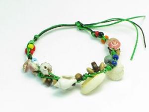 Green cord/shell