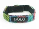 Multi coloured wrist-band