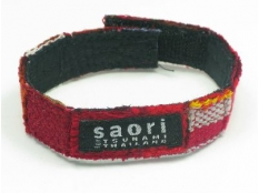 Red wrist-band
