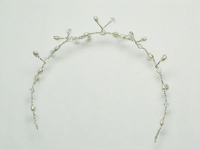 bead jewellery classes - hair vine class - photo 1