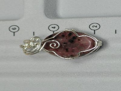 jewellery making classes - advanced wire wrapping photo 3