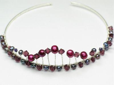 jewellery making courses bristol - tiara class - photo 4